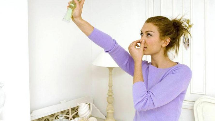 elimina los malos olores con Scent4